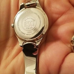 Movado Accessories - ESQ by Movado Watch